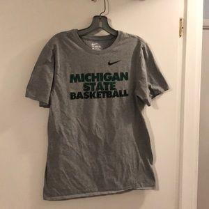 Nike Michigan State tee